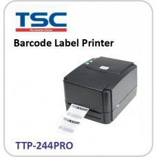 Aurora TTP-244Pro - Thermal Transfer Barcode Printer - Black