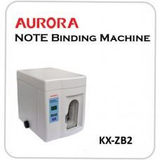 Note Binding Machine KX-ZB2