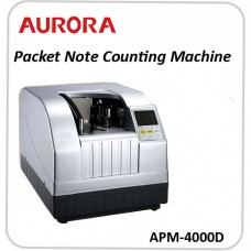 Packet Note Counting Machine APM-4000D
