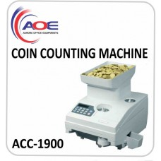 Coin Counter ACC-1900