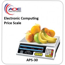 Digital Pricing Scale APS-30