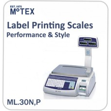 Digital Pricing Scale ML.30N,P