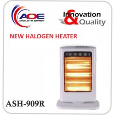 Halogen Heater ASH-909R White