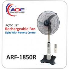 Rechargeable Fan ARF-1850R