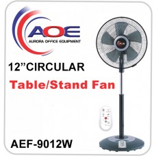 Electric Fan AEF 9012W