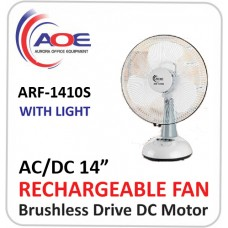 NEW Rechargeable Fan - ARF-1410S