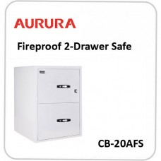 Fireproof 2-Drawer Safe CB-20 SP