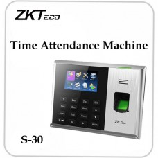 Time Attendance Machine S-30