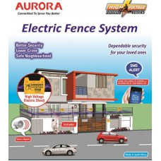 Electric Fence System Basic Package for 1 Kanal Lahore
