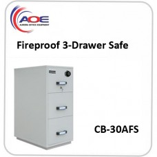 Fireproof Safe 3 Drawer Safe CB-30 SP