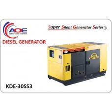 Generator – KDE30SS3
