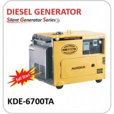 Generator KDE 6700TA