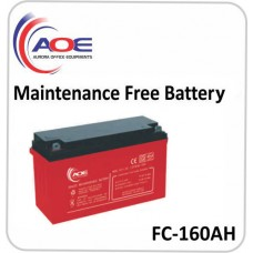 Maintenance Battery FC-12V/160AH