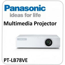 Multimedia Projector PT LB78VE