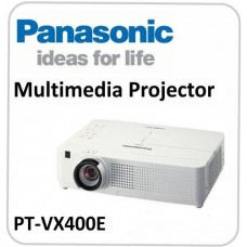 Multimedia Projector PT VX400E