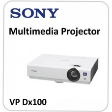 Multimedia Projector VPL DX100