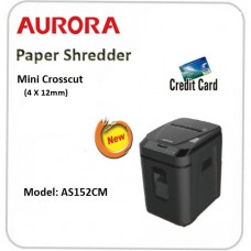 Paper Shredder Heavy Duty Series AS-152CM