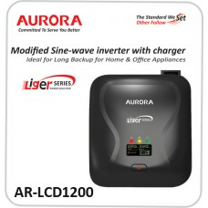 Modified Sine Wave Inverter AR-LCD1200