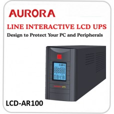Line Interactive UPS LCD-AR100