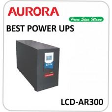 Pure Sine Wave UPS LCD-AR300