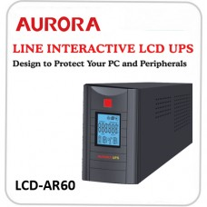 Line Interactive UPS LCD-AR60